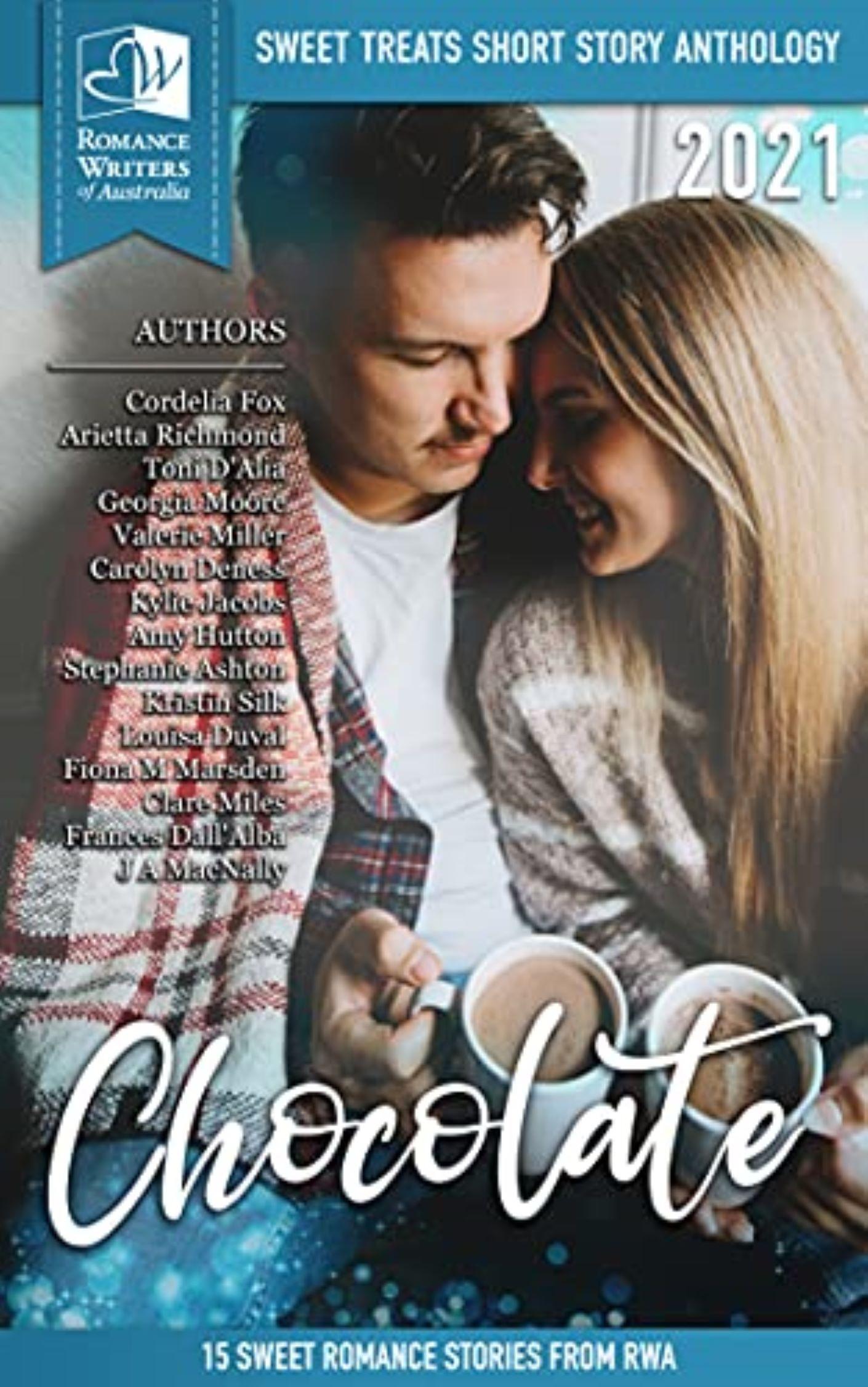 Sweet Treats Romance Writers of Australia Short Story Anthology 2021